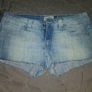 Anchor Blue Jean shorts sz 5 juniors
